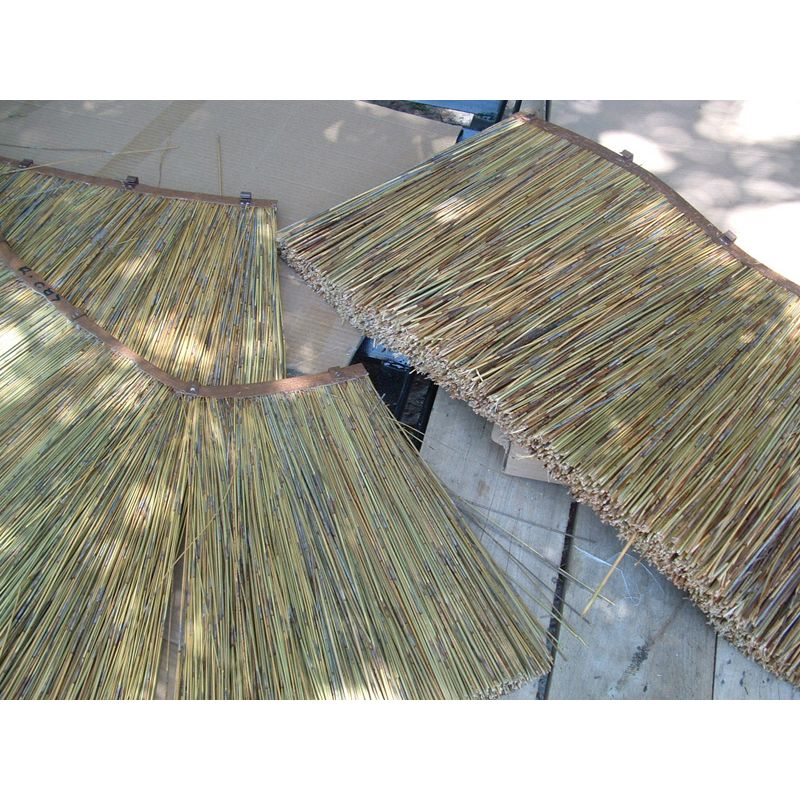 African Reed thatch panel