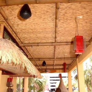 Thatch Reed Ceiling Panel